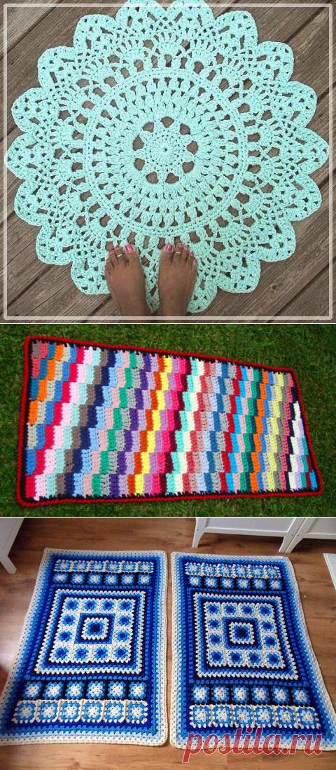 La elección muy grande de los tapices pequeños por el gancho — HandMade