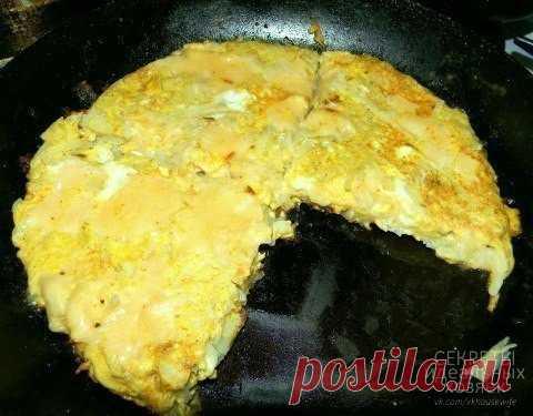 Картофельная вкусняшка за 5 минут