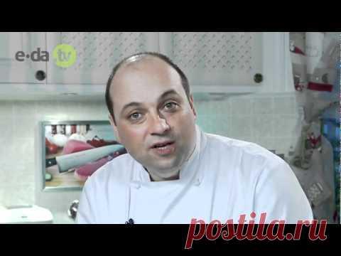 Брускетта на сайте e-da.tv