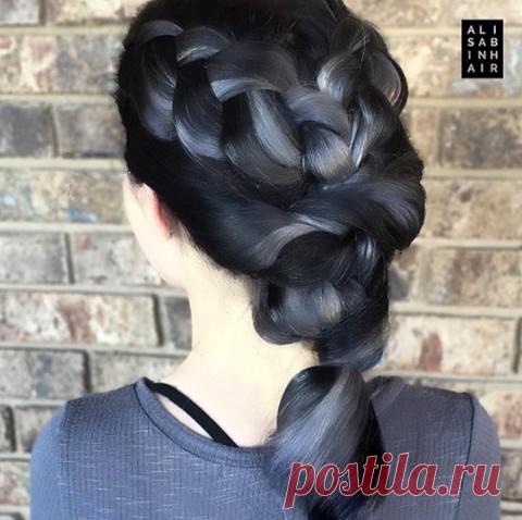(32) С такой красотой - хоть в пир, хоть в мир!... - Любите свои волосы
