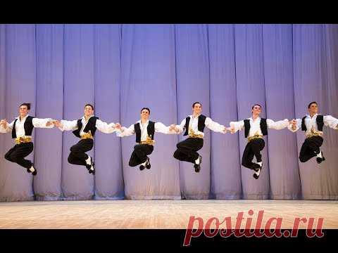 Сюита греческих танцев