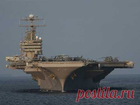 Топ-10: самые большие и знаменитые военные корабли мира . Чёрт побери