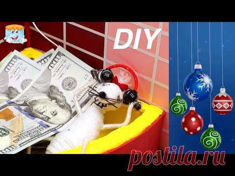 How to make DIY BLAZING SYMBOL 2020. New Year crafts and gifts