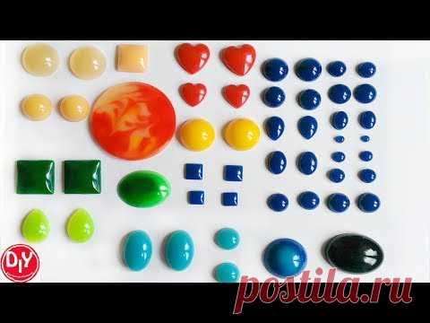 Como colorar el alquitrán epóxido por los tintes por ткани\/DIY\/Мастер la clase