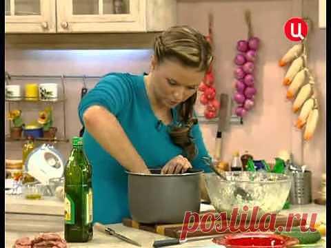 Барышня и кулинар 71 выпуск (кулинарная передача) - YouTube Сырный обед