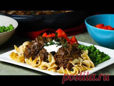 7 Tricks To A Perfect Beef Stroganoff