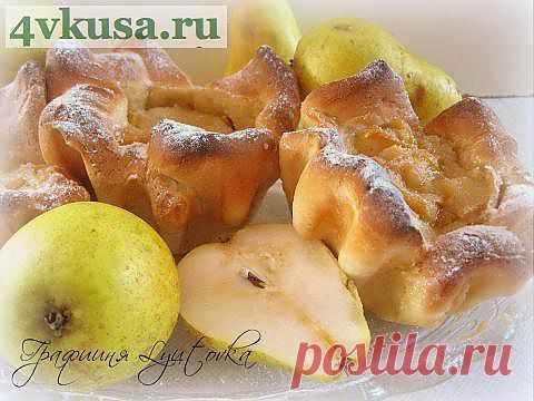 Грушевое счастье   4vkusa.ru