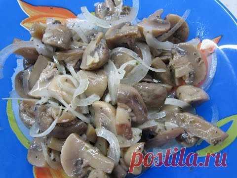 рецепт грибы по венесуэльски