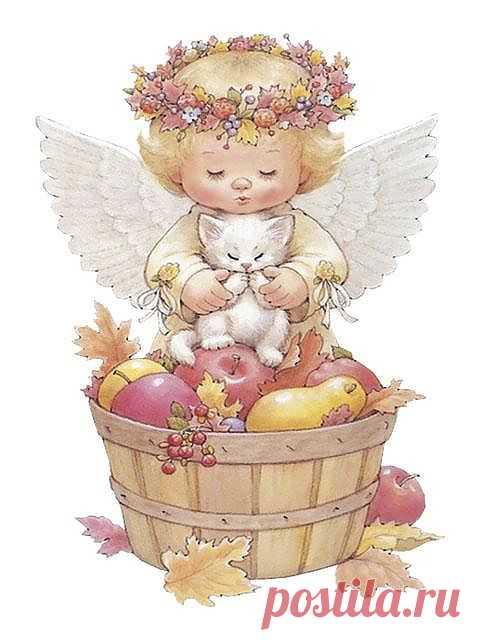 Красивые открытки с пасхой с ангелочками, мультика маша