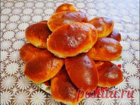 ПИРОЖКИ рецепт ДОМАШНИЕ пирожки с ТЫКВОЙ в духовке РЕЦЕПТ пирожков ДОМАШНЯЯ ВЫПЕЧКА