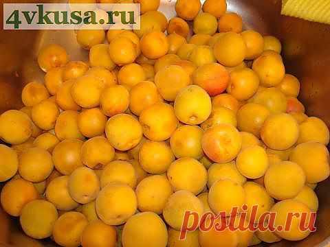 Джем из абрикосов | 4vkusa.ru