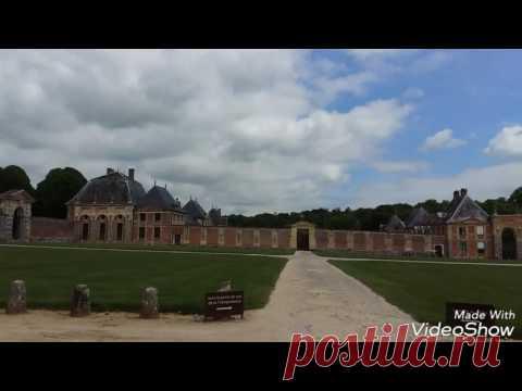 Замки Франции. Замок Фуке