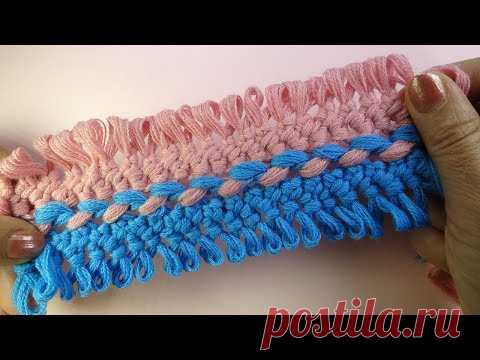 начинаем вязать видео уроки вязания вязание на вилке для