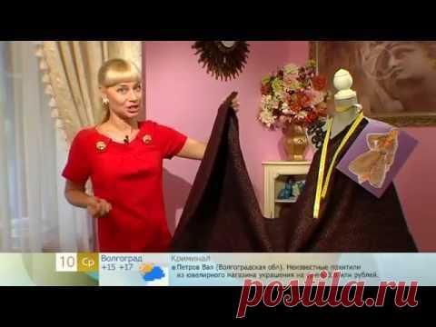 174 - Olga Nikishicheva. El kardigan-abrigo del género de punto denso