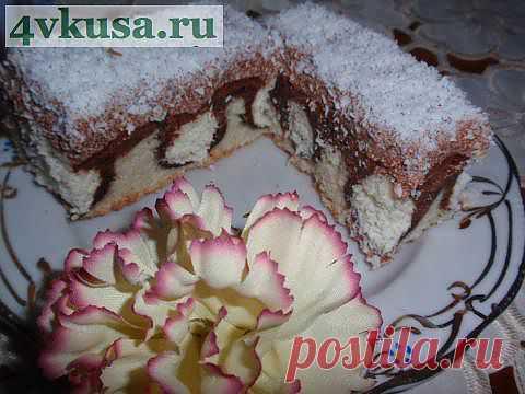 Пирог УТРЕНЯЯ РОССА | 4vkusa.ru