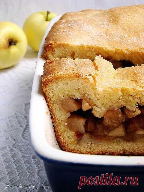 Есть, молиться и любить - Яблочный пирог невыносимо прекрасный. Автор: fleur_de_cassie