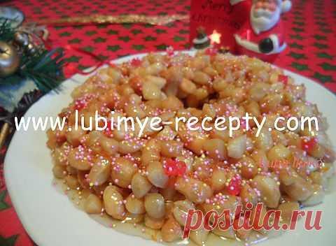 Italian monastic dessert   4vkusa.ru