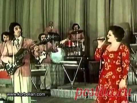Народная песня «Назан яр»: такой Ларису Долину сегодня уже и не помнят