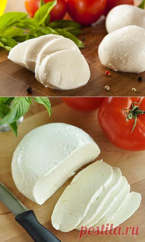 Рецепт моцареллы за 30 минут Выбор правильного молока Убедитесь, что молоко, которое вы используете, не является ультрапастеризованным. Вы можете использовать гомогенизированное или негомогенизированное молоко. Свежее молоко с фермы - отличный вариант, если его можно найти поблизости. Обезжиренное молоко подойдет, но сыр будет более сухим и менее ароматным.