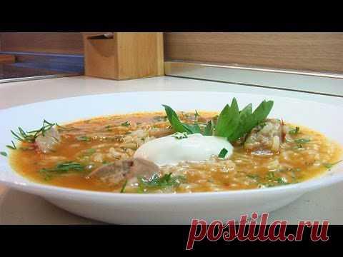 ▶ Kharcho video soup the recipe - YouTube