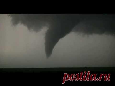 Торнадо в Оклахоме! США.Tornadoes in Oklahoma