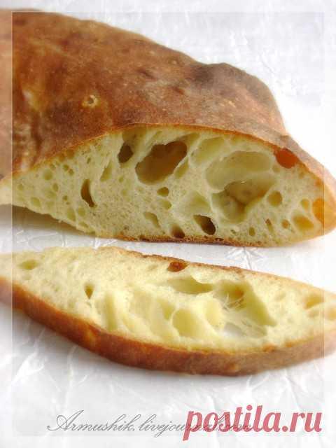 Армянский сельский хлеб и Матнакаш