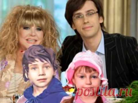 It became known in how many childbirth of children Alla Pugacheva and Maxim Galkin managed