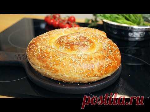 Рецепт пирога с курицей и грибами. Простой и вкусный пирог.