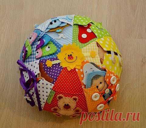 Детские игрушки-развивайки, сделанные мамой! | Сами с усами