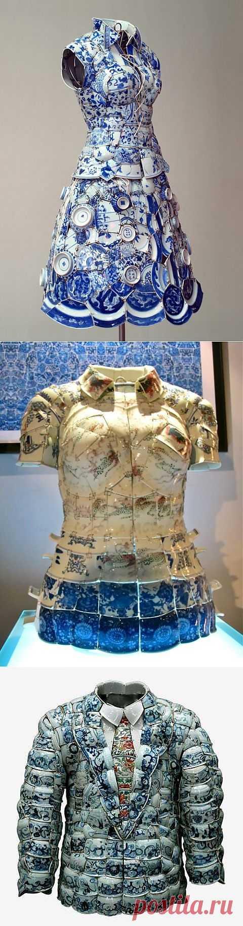 Керамическая мода / Креатив в моде / Модный сайт о стильной переделке одежды и интерьера