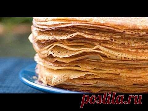 The most tasty pancakes