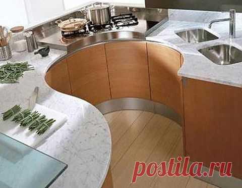 Кухонный рабочий треугольник! http://kvartira.mirtesen.ru/blog/43422043322