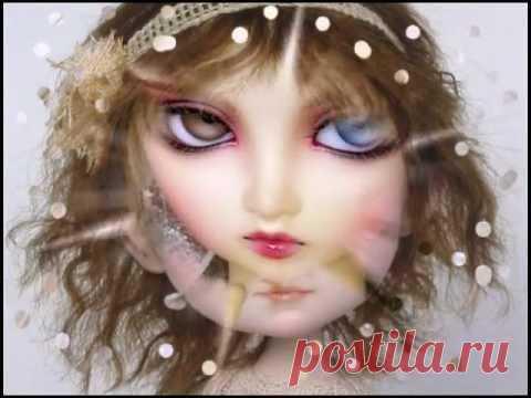 Авторские куклы Марины Бычковой | ЛЕС БИСЕРА lesbisera.ru