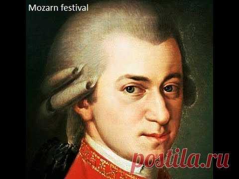 Mozart festival.часть1