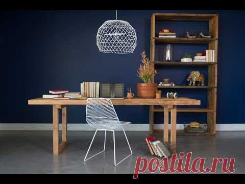 Дизайн кабинета в доме (42 фото)