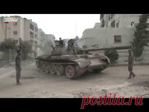 Советский танк Т-55: традиции качества . Чёрт побери