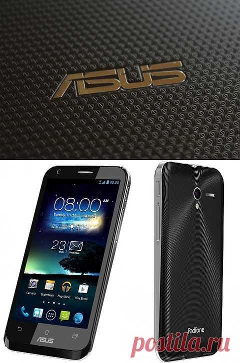 ASUS собирается выйти на рынок смартфонов США в 2014 году