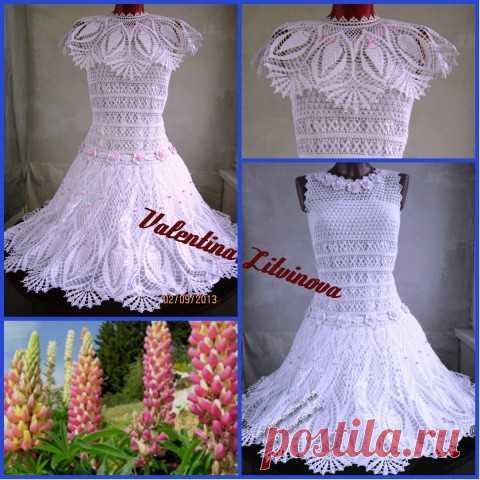 Платье для девочки Белоснежка