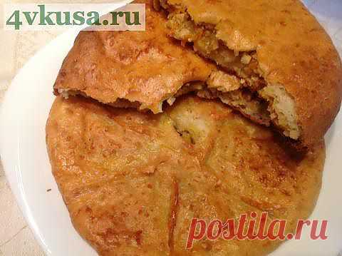 Сырные лепешки. | 4vkusa.ru