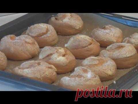 "Булочки ""Шанежки"" домашний видео рецепт. Сайт канала : http://www.videocooking.ru  YouTube"