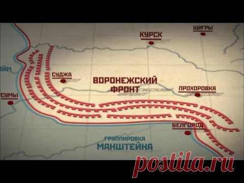 Курская битва — коренной перелом в Великой Отечественной и Второй мировой войнах . Чёрт побери