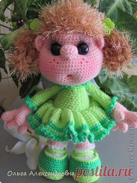 Вязаные игрушки Ольги Александровны - озорные, как маленькие дети | razpetelka.ru