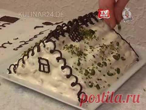 монастырская изба торт рецепт - 16 роликов. Поиск@Mail.Ru
