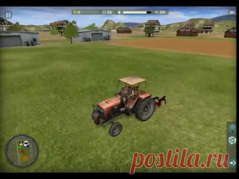 Игра Симулятор фермера играть онлайн бесплатно