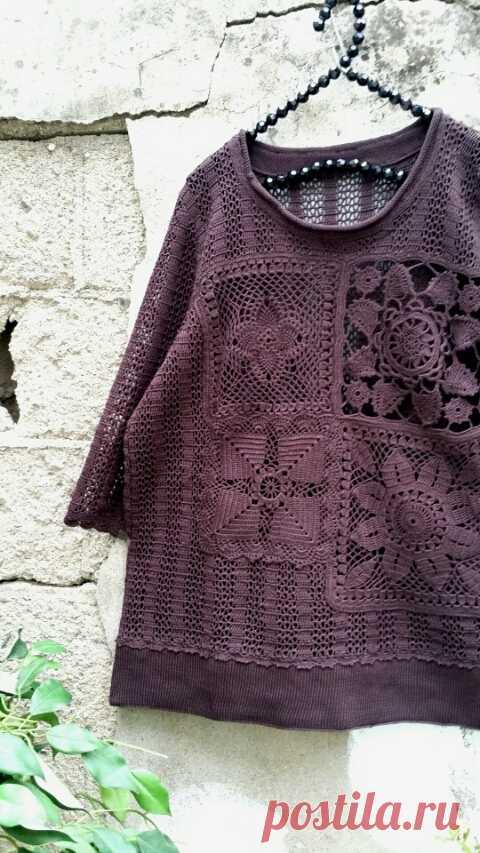 코바늘티셔츠,손뜨개티셔츠,코바늘레이스옷, 레이스옷, 뜨개옷, 볼레로 : 네이버 블로그