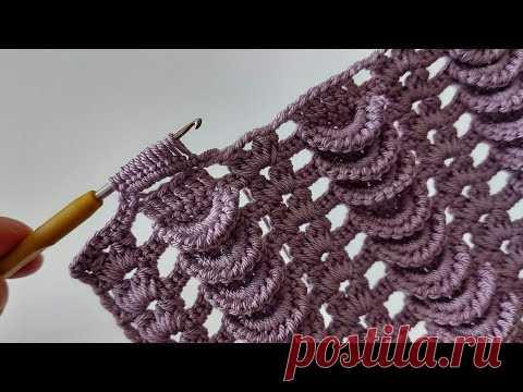 3D вязание крючком, замечательное одеяло, жилет или шаль