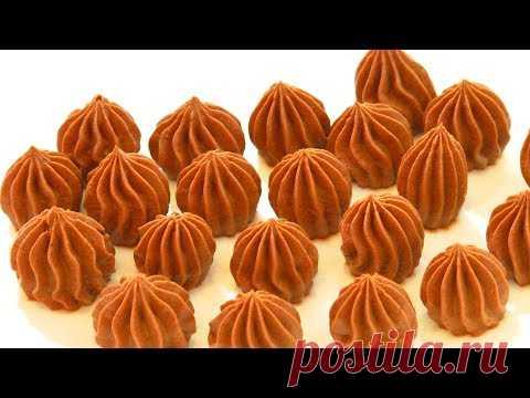 Трюфельно - сырный крем для капкейков и тортов)))
