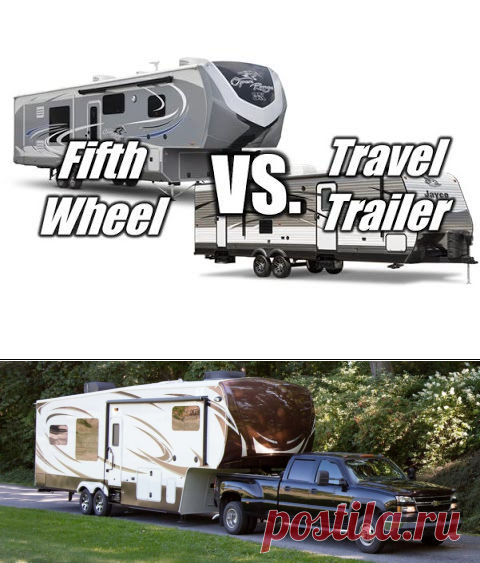 5th Wheel vs Travel Trailer: Comparison with Top 24 Differences and Similarities - Campers Mag