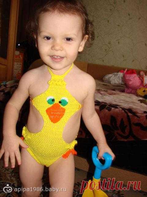 Children's bathing suit