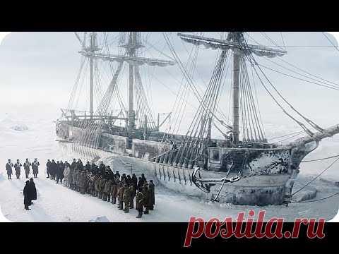129 мертвецов в полярной пустыне: загадка гибели экспедиции Франклина (46 фото) . Чёрт побери